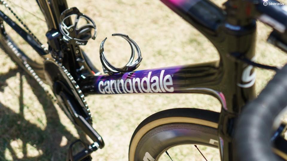 Mitch Docker's Cannondale SuperSix EVO — gallery - BikeRadar