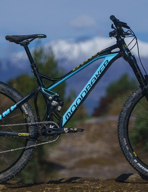 Mondraker's entry level Dune certainly isn't cheap, especially considering the kit bolted to it. Thankfully, it's the performance on the trail that really stands out here despite my kit niggles
