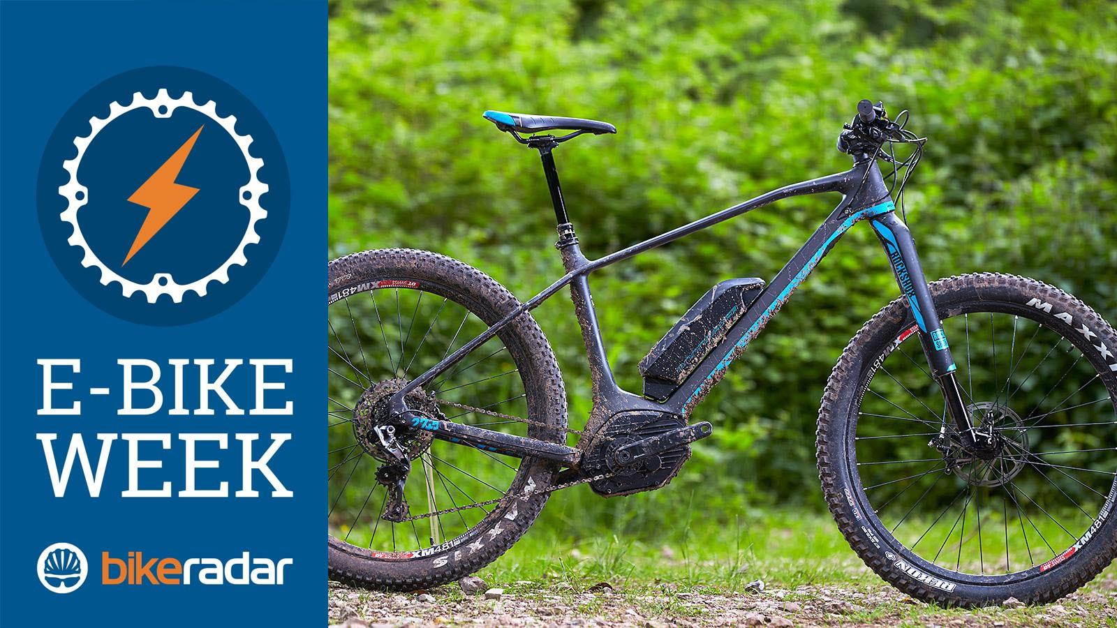 Mondraker's e-Prime Carbon RR+ hardtail is an interesting proposition…