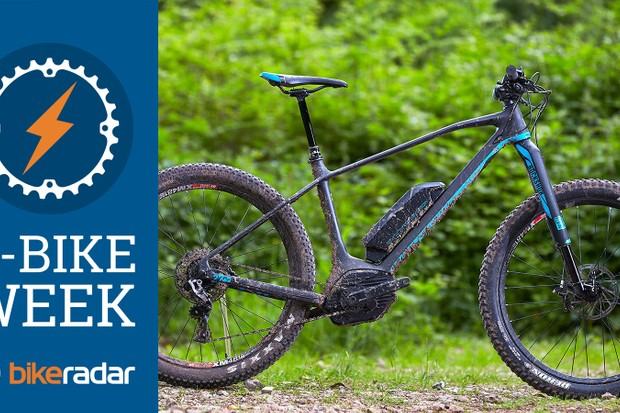 Mondraker's e-Prime Carbon RR+ hardtail is an interesting proposition…