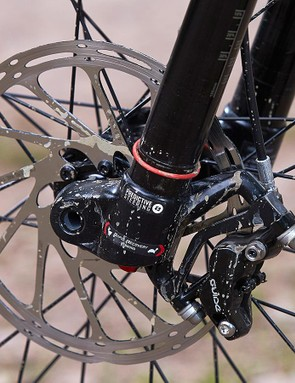 The Guide RSC brakes are punchy performers