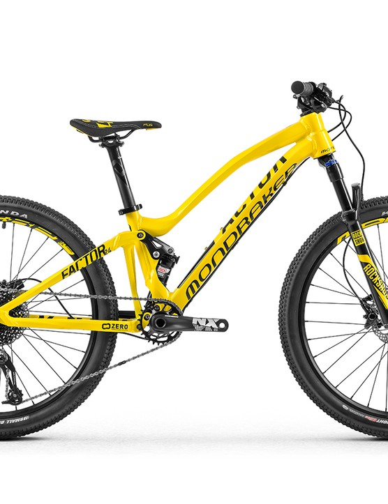 Mondraker makes the Factor 24 for young riders