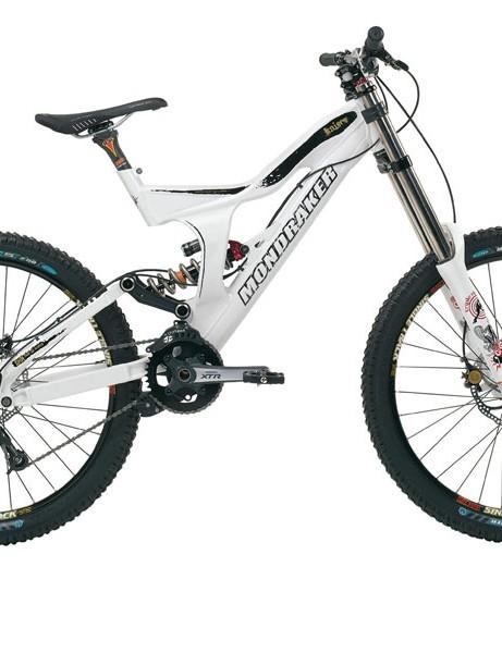 Fabien Barel to ride Mondraker