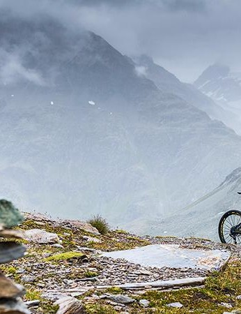 Enduro bikes need to balance descending capability with all-day pedalling performance
