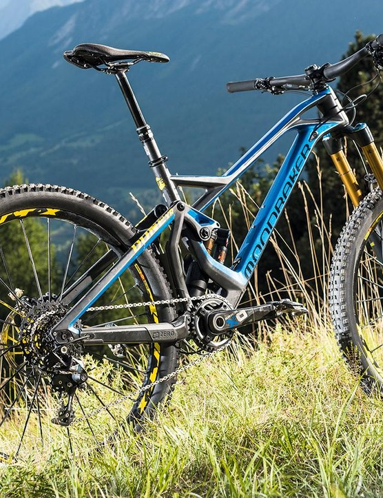 Mondraker's Dune Carbon XR is a super high end enduro bike with performance to match