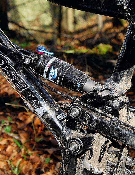 The complex-looking rear suspension turns out to be reliable thanks to decent bearings.