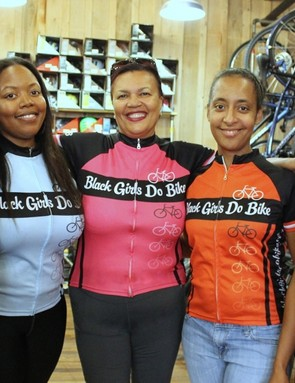 Black Girls Do Bike is an organisation dedicated to encouraging more women, and in particular black women, into cycling