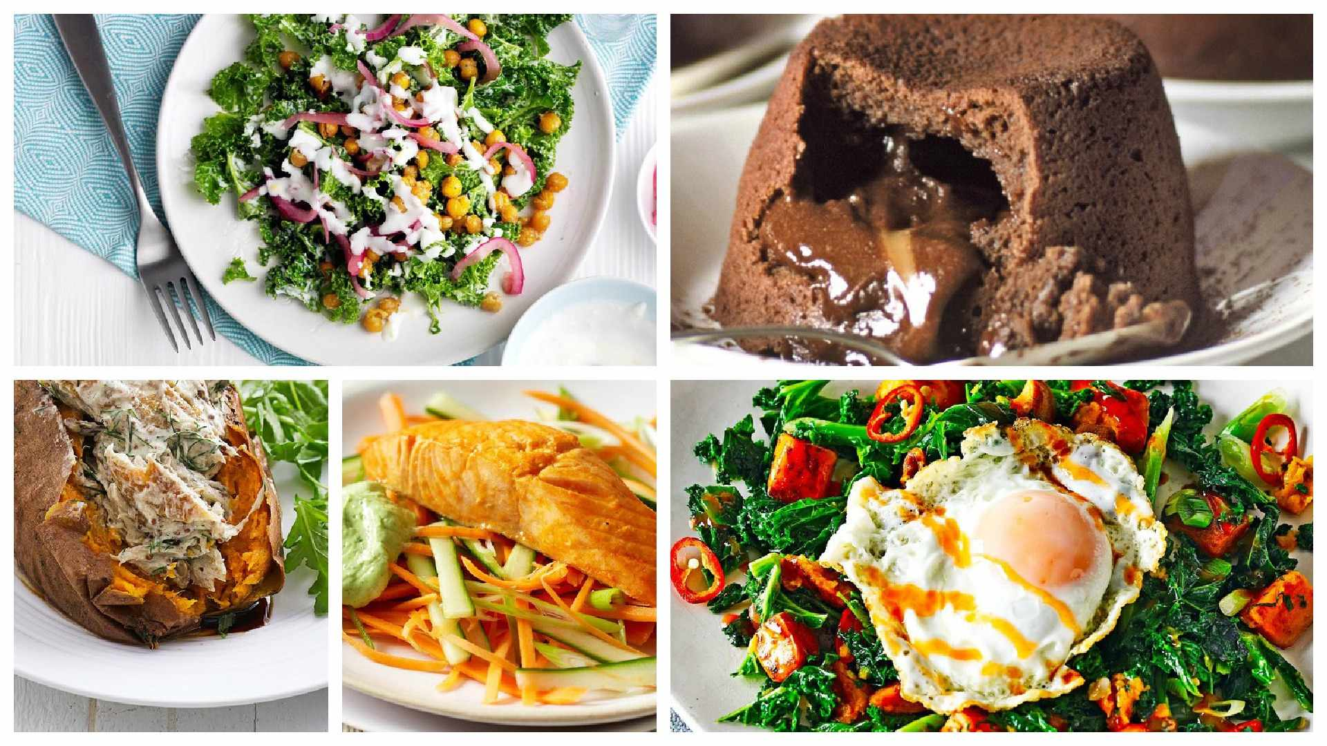 Boost your mood with some tasty and healthy comfort food