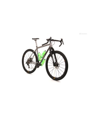 Moots latest creation is a drop bar 29er called the Baxter