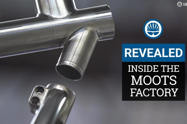 Inside the Moots Factory