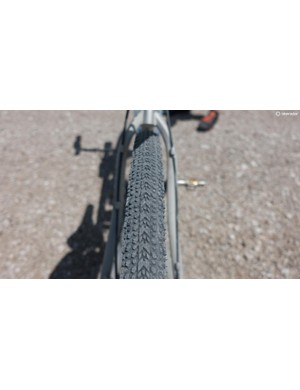 Excellent grip with impressively low rolling resistance