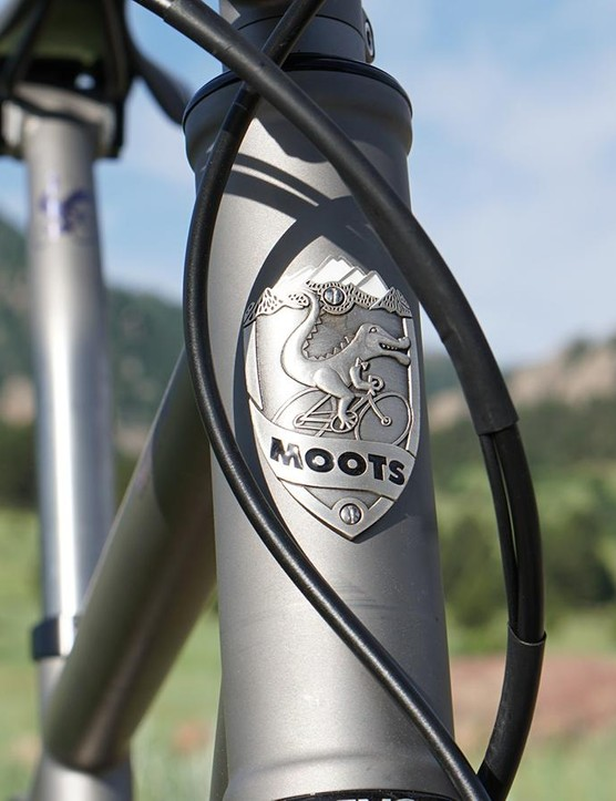 Riding the Colorado Rockies is part of the Moots culture
