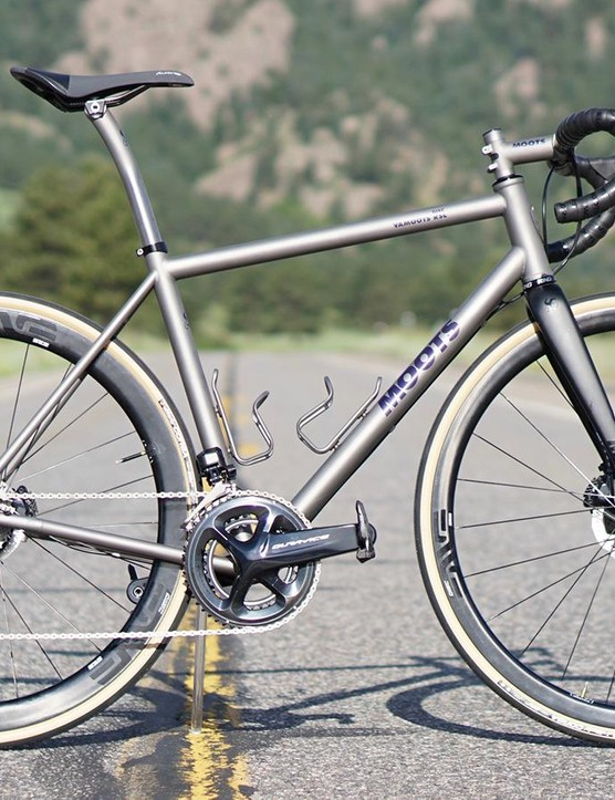 The Moots Vamoots Disc RSL