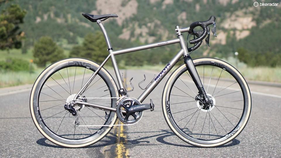 Vamoots Disc RSL review - Road Bikes - Bikes - BikeRadar