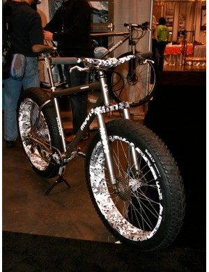 Moots artic expedition rig.
