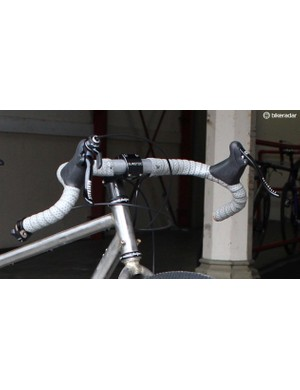 Other components include Gevanelle gear shifters and brake levers