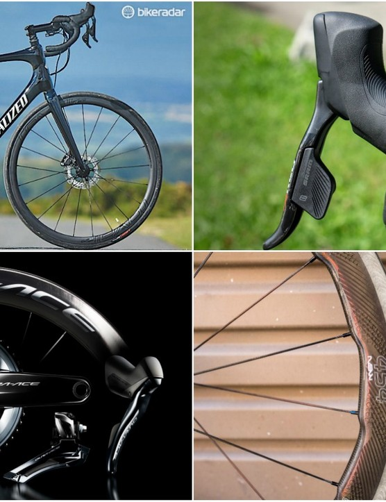 There's so much road cycling gear we're looking forward to in 2017…