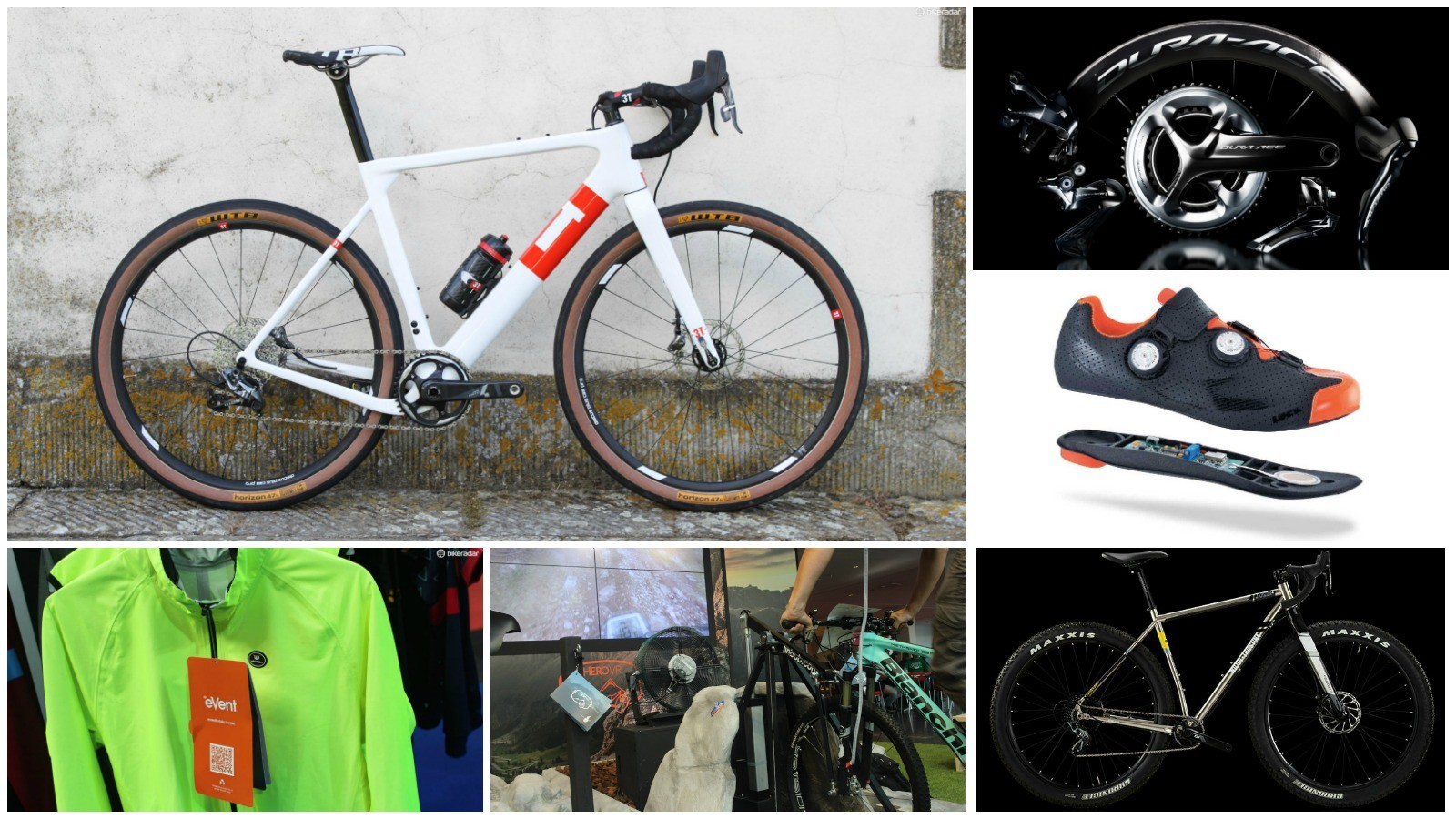 We're just back from Eurobike and very excited about what we saw