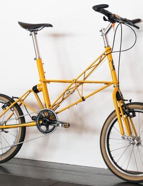 Moulton's XTB gravel bike builds on the original design