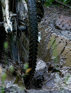 Mud, mud, glorious mud! It's not just great for your bike handling skills, it's a tonne of fun too