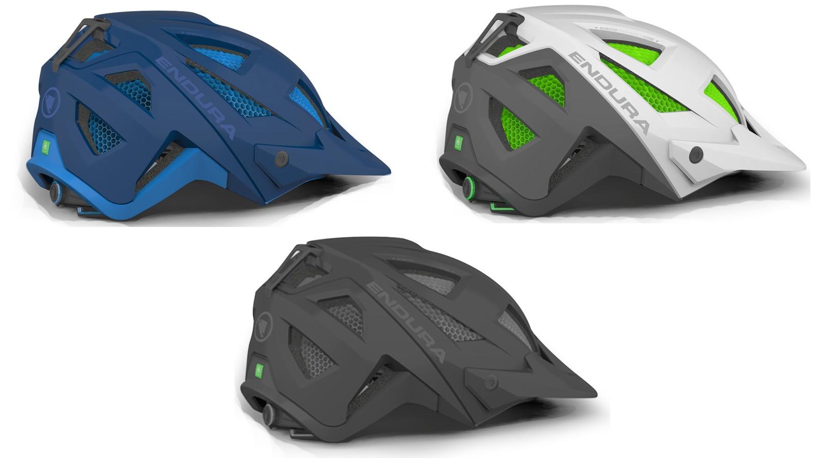 Endura's new MT500 helmet claims to be a safer helmet