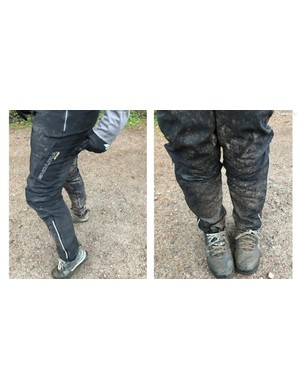 These MT500 Spray trousers from Endura aren't waterproof, but they are effectively water resistant