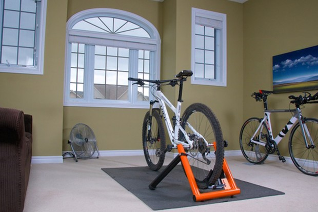 The STAC Zero is a non-contact trainer that uses eddy currents to generate resistance