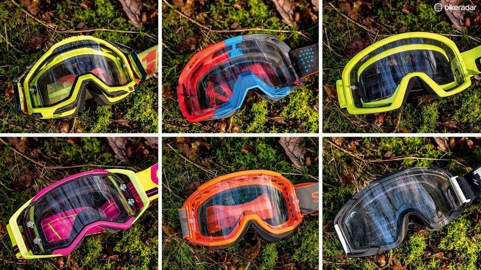 Best Mtb Goggles 2019 6 of the best goggles for mountain biking   BikeRadar