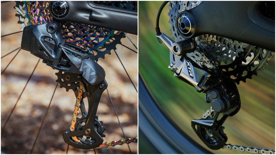 969456f06f0 Mountain bike groupsets: everything you need to know - BikeRadar