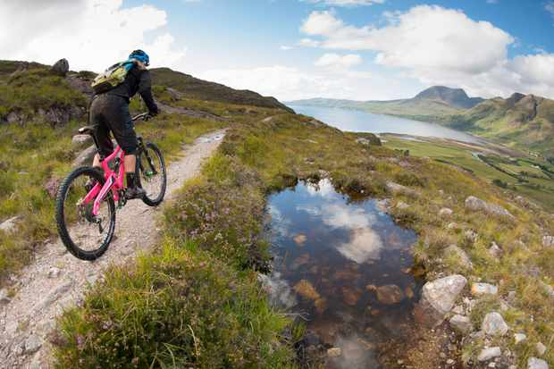 Cycling UK hopes to improve access rights for mountain bikers in England and Wales