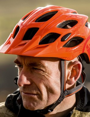 A helmet really is essential for mountain biking