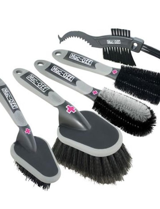 Muc Off brush set