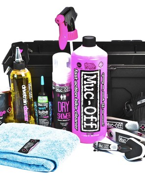 Everything you need in one kit from Muc Off