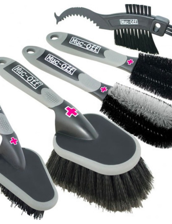 Muc-Off 5 piece brush set