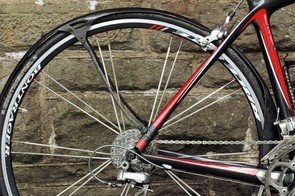 Mudguards might not look great but you'll soon be glad of them once things get moist