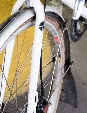 Mudguards might not be particularly cool, but neither is being sprayed with muck