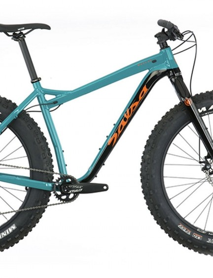 Hitting a low price point the MUKLUK NX1 build also sees an alloy frame