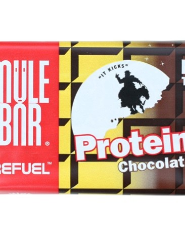MuleBar has a tasty 50% off selected nutrition products