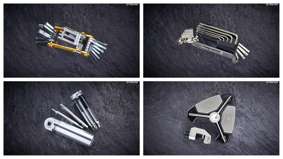 6 of the best: multi-tools - BikeRadar
