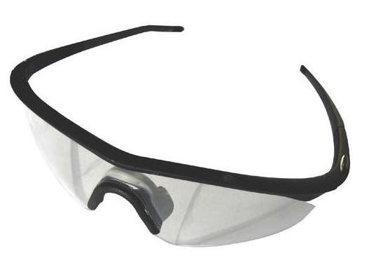 They're not the most stylish of eyewear, but the Shields are comfortable and inexpensive.