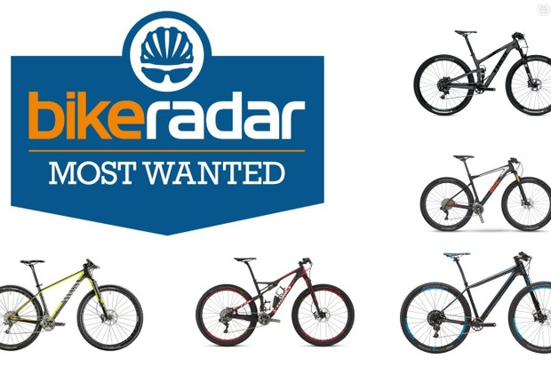 BikeRadar's 2016 Most Wanted Awards are underway, here are the cross-country contenders