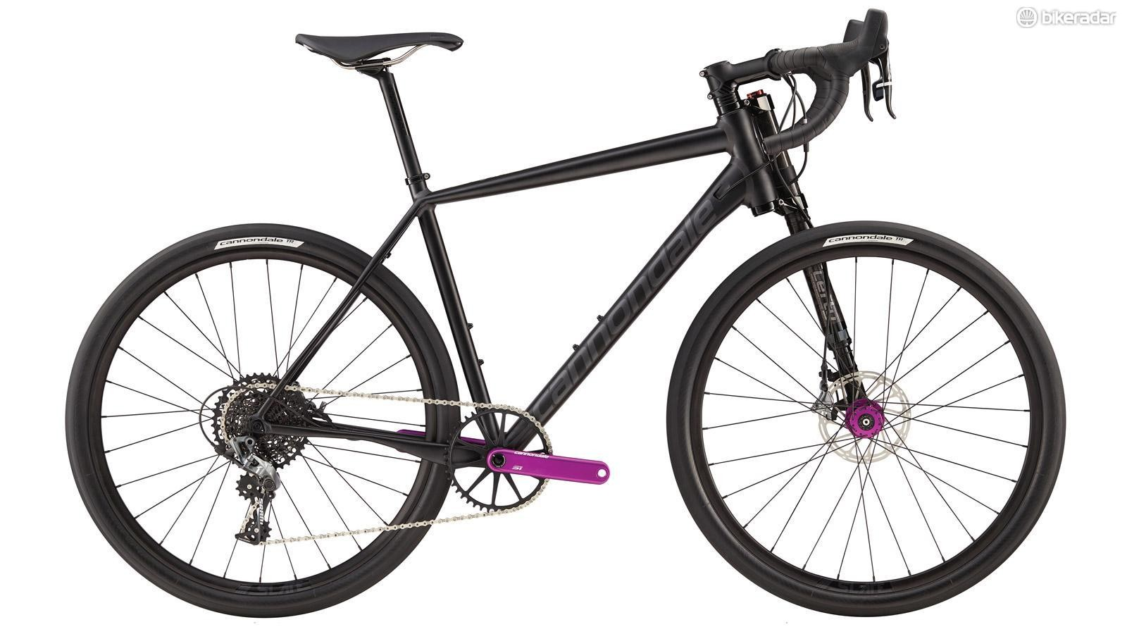 This year's most wanted gravel/adventure bike: the Cannondale Slate