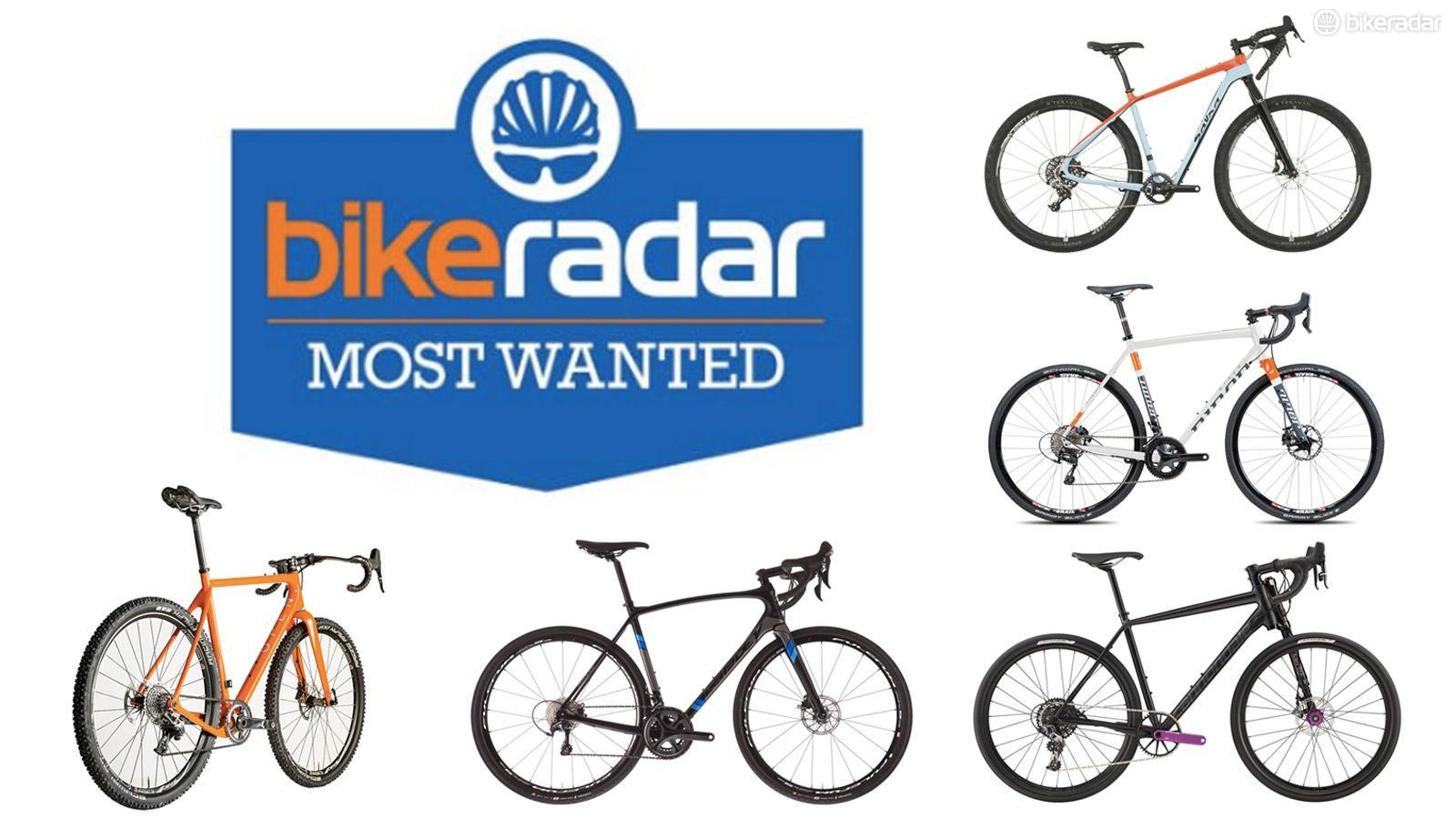 BikeRadar's Most Wanted gravel/adventure bikes