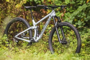 The new Norco Fluid FS features an all new frame