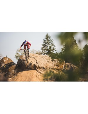 The Norco Fluid FS has been updated to an even more capable trail package