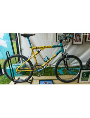 Myles Rockwell's Factory Team ARC AS LT, which he rode at the 1993 Kamikaze/Reebox eliminator