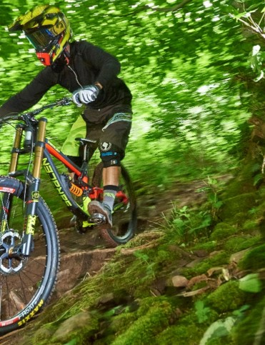 After 18 months of development, the 2017 Saracen Myst is now available