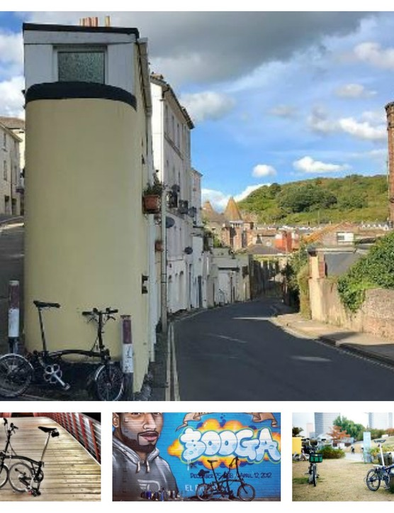 Brompton's #MyUnseenCity competition has received some great entries already — take a look