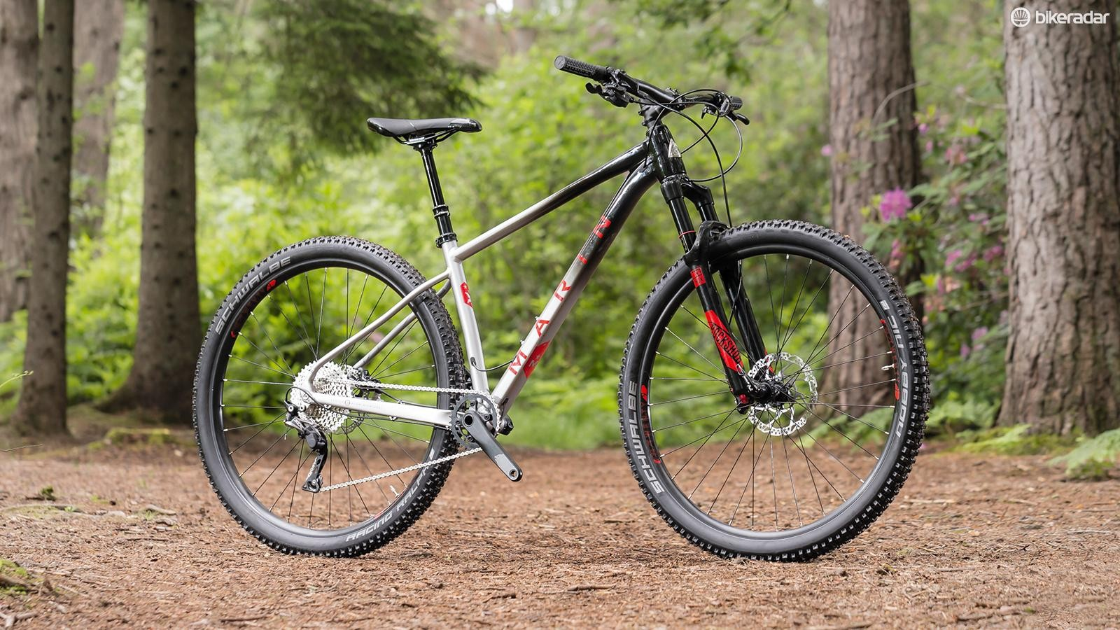 Marin's Nail Trail 9 now sets the performance benchmark in its segment