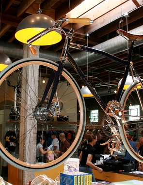Lance's $15,000 bike from Naked.